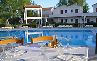 Pasiphae Hotel,Aegean Islands,lesvos,Mytilini,with pool,with garden,beach,Skala Kallonis