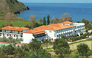 Greece, North Aegean, Lesvos (Mytilini), Molivos, Aphrodite Hotel, with pool