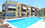 Gera Bay Studios & Apartments, Lesvos, Mytilini, Aegean, Greek Islands, Greece Hotel