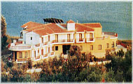 Haramida Hotel, Haramida, Mytilini, Lesvos, North Aegean Islands, Greek Islands, Greece, Near the beach, Sea,