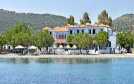Nifida Beach Hotel, Polihnitos, Lesvos, Mytilini, Lesbos, North Aegean Islands, Greek Islands, Greece, Close to Beach, Sea, Nifida Beach,