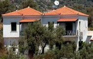 Greece,Greek Islands,Aegean,Samos,Kampos,Silena Apartments