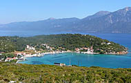 Greece,Greek Islands,Aegean,Samos,Kalami,Andromeda Hotel