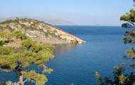 Greece,Greek Islands,Aegean,Samos,Kalami,Anthemis Apartments