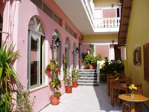 BELLA VISTA Hotel,Kalami,Samos,Aegean Island,Greece,East Aegean Islands,Pythagoras