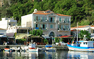Samaina Port Hotel,Aegean Islands,Samos Island,Karlovassi,with pool,with garden,beach