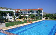 Hotels in Greece, North Aegean, Samos Island, Mykali, Saint Nicholas Hotel, by the beach