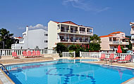 Limenaria Beach Hotel, Thassos, Aegean, Greek Islands, Greece Hotel