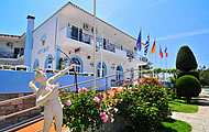 Artemis Hotel, Dasilio, Skala Prinou, Thassos, Aegean, Greek Islands, Greece Hotel