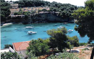 Greece,Greek Islands,Sporades,Alonissos,Votsi,Ouranitsa Magdalini Apartments
