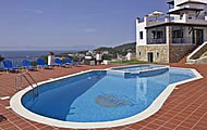 Atrium Hotel, Patitiri, Alonissos, Sporades, Greek Islands, Greece Hotel