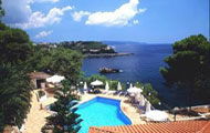 Paradise Hotel,Sporades Islands,Alonissos,Marpunta,with pool,with garden,beach