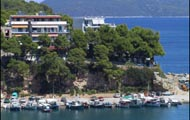 Greece,Greek Islands,Sporades,Alonissos,Patitiri,Kavos Hotel