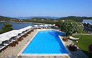 Skiathos Palace Hotel,Sporades Islands, Hotels in Skiathos Island, Koukounaries, with pool, with garden, beach