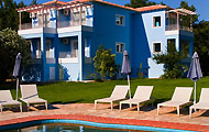 Greece Hotels, Greek Islands, Skiathos, Koukounaries, Mandraki Village Hotel