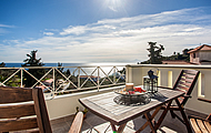 Greece, Greek Islands, Aegean, Skopelos, Stafilos Bay, Ostria Hotel