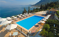 Costa Blue Hotel,Benitses,Corfu,Kerkira,Ionian Island,Beach,Sea,Luxurious Hotel