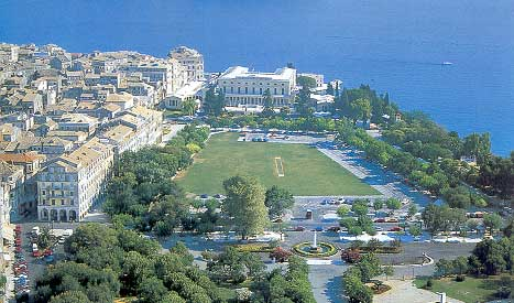 CORFU,DALIA HOTEL,GREEK ISLANDS