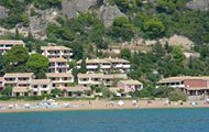 Greece, Ionian Islands, Corfu(Kerkyra), Glyfada, Menigos Resort