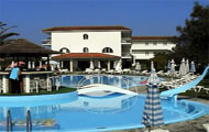 Greece, Ionian Islands, Corfu(Kerkyra), Roda, Pegasus Hotel