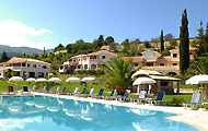 Bella Mare Hotel, Hotels in Greece, Holidays in Greek Islands,Ionian Islands,Corfu Island,Avlaki Beach,Kassiopi