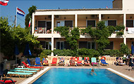 Telesilla Hotel, Hotels in Corfu Island, Travel to Greek Islands, Hotels and Apartments in Greece