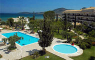 Delfinia Hotel Complex, Hotels in Corfu Island, Beach Hotel, Holidays in Greece