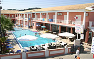 Angelina Hotel & Apartments, Canal Dacute;Amour, Sidari, Corfu, Ionian, Greek Islands, Greece Hotel