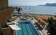 Akti Aphrodite Hotel, Sidari, Corfu, Ionian, Greek Islands, Greece Hotel