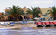 Greece, Ionian Islands, Corfu(Kerkyra), Cavos, Lemongrove Hotel