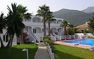 Sunrise Hotel Apartments, Hotels and Apartments in Corfu Island,Ipsos,Ionian Sea,Holidays in Greek Islands Greece