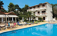 Olga Hotel, Agios Stefanos, Corfu, Ionian, Greek Islands, Greece Hotel