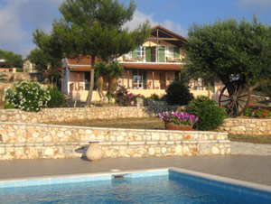 Ranzo Ionio Apartments,Tzamarelata,Kefalonia,Cephalonia,Ionian Islands,Greece