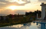 Villa Flora hotel apartment Greece Kefalonia Island