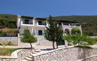 Greece, Ionian Islands, Lefkada, Kathisma Beach, Sirios Hotel, by the sea