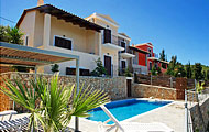 Acquaterra Villas, Tsoukalades, Lefkada, Ionian Islands, Greek Islands Hotels