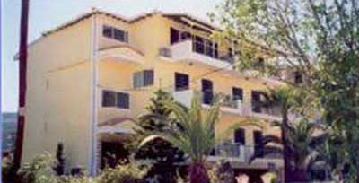 LEFKADA,COSMOPOL HOTEL,NIDRI,GREEK ISLANDS