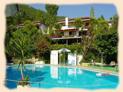 LEFKADA,ALEXANDROS HOTEL,NIKIANA,IONIAN ISLANDS,GREEK