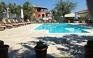 Avra Hotel, Ligia, Lefkada, Ionian, Greek Islands, Greece Hotel