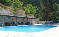 Bastas Hotel, Lakka, Paxos island, close to the beach, with swimming pool