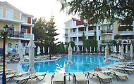 Greece Hotel Rooms, Ionian Islands, Zakynthos, Tsilivi, Contessina Hotel, with pool