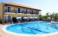 Greece, Greek Islands ,Ionian, Zakynthos, Laganas, Aphrodite Apartments