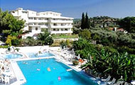 Villa Koukounaria Hotel, Swimming pool, Holidays in Greece, Travel to greek islands