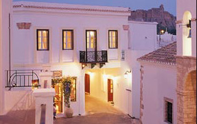 Kythira,Nostos Pension,Chora,Kythira,Greek islands