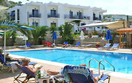 Andreas Hotel, Travel to Argosaronikos, Hotels in Angistri, Scala, with pool, with garden, beach