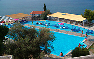 Greece, Greek Islands, Saronikos, Poros, Galatas, Aliki Paradise Village, with pool, close to the beach