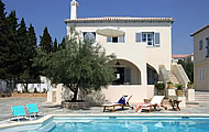 Villa Nika, Agia Marina, Spetses Island, Saronic Islands, Holidays in Greek Islands, Greece