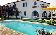 Villa Irini Apartments, Argosaronikos, Spetses Island, harbour, with pool, with garden, beach