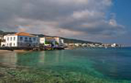Spetses,Klimis Hotel,Beach,Port,Argosaronikos,Greek Islands
