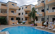 Ilios Apartments, Malia, Heraklion, Crete, Greek Islands, Greece Hotel